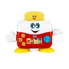 Chicco Музыкальная игрушка Тостер