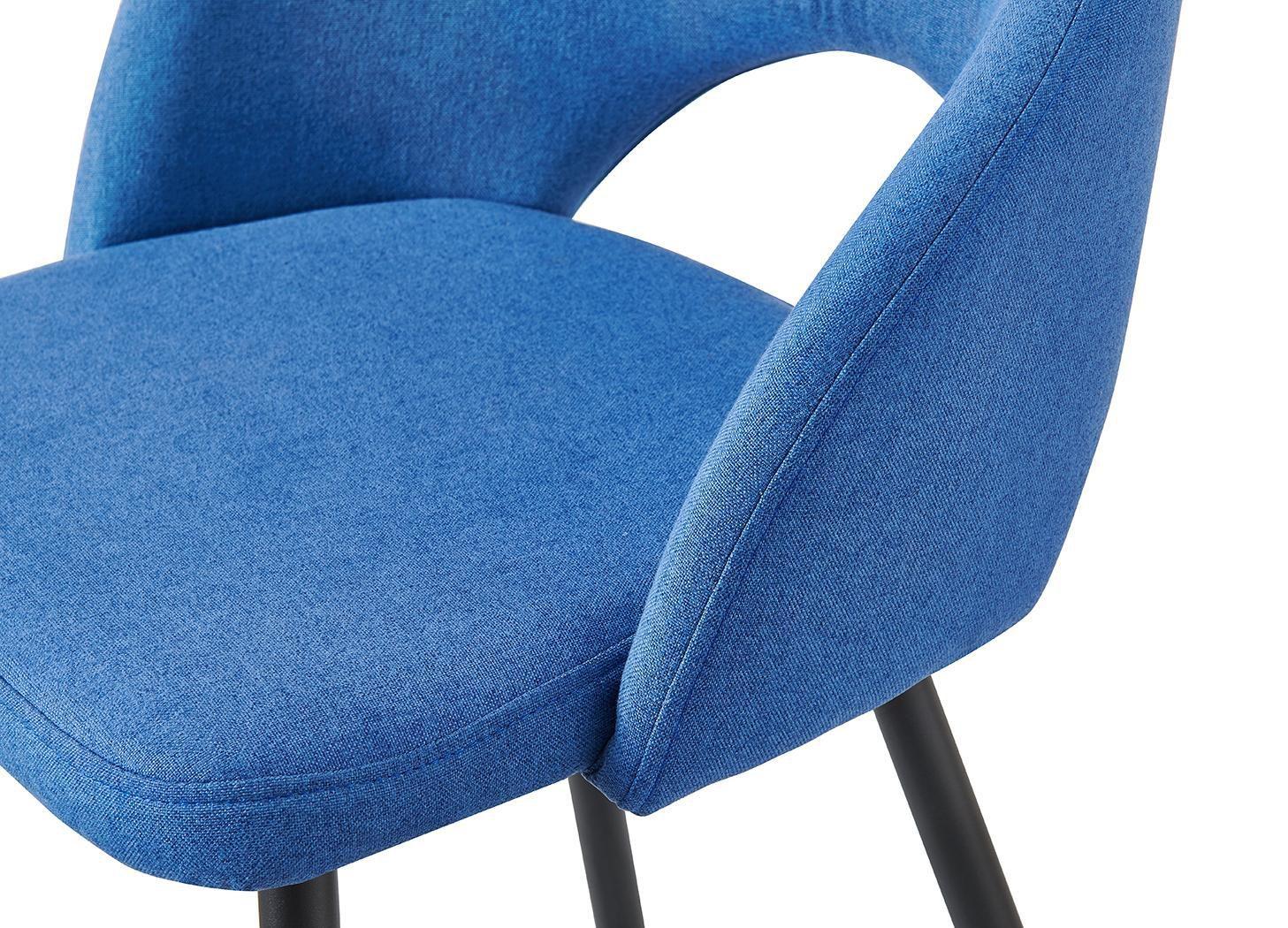 Барный стул DC-873 синий (Blue)