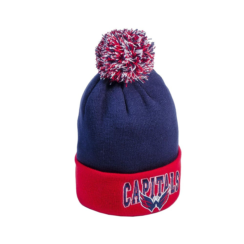 Шапка NHL Washington Capitals (подростковая)