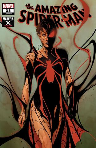 Amazing Spider-Man #38 (Marvels X Variant) (2020)