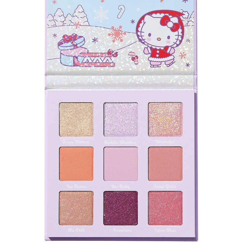 ColourPop Snow Much Fun shadow palette