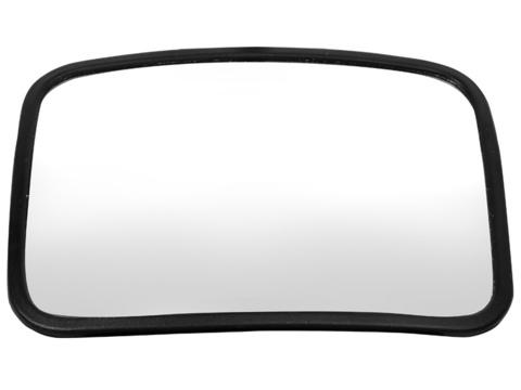 Зеркало запасное прямоугольное сферическое 300х200 мм. для Шмель Авто