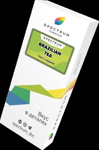 Табак Spectrum Classic Line Brazilian Tea (Бразильский Чай) 100г