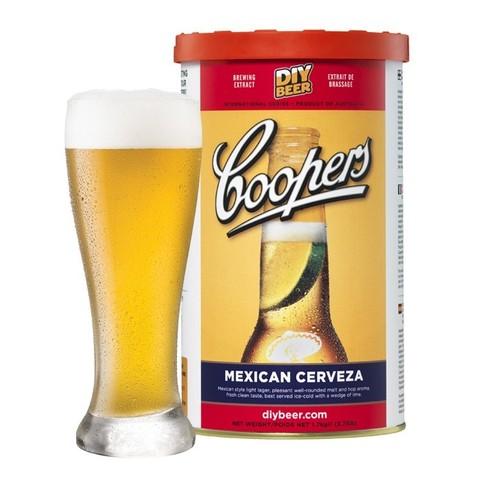 Пивной набор Coopers International Series Mexican