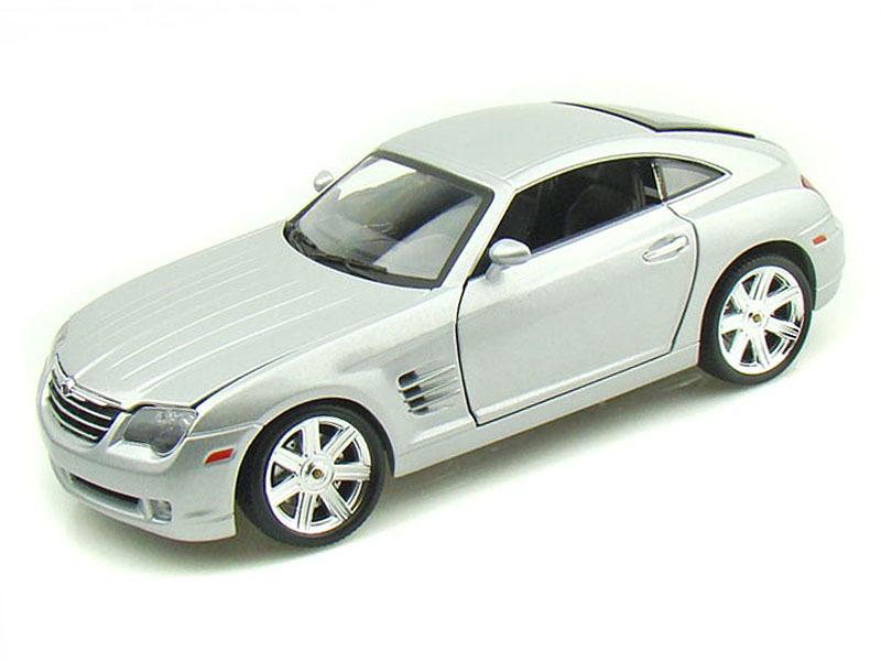 Коллекционная модель Chrysler Crossfire 2005 Silver