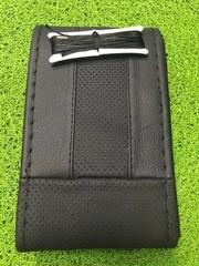 Оплетка на руль со шнуровкой NR 5002 (натуральная кожа)
