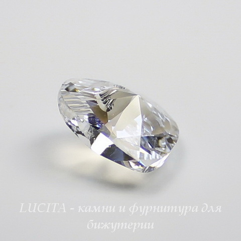 6228 Подвеска Сваровски Сердечко Crystal Moonlight (10,3х10 мм)
