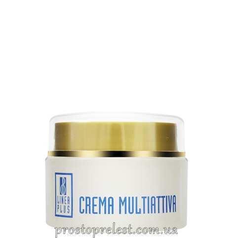 Dorabruschi plus crema multiattiva - Омолаживающий крем для лица 24-часа, линия Plus