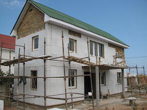 Утепление фасадов, торцов зданий, в том числе и поквартирно