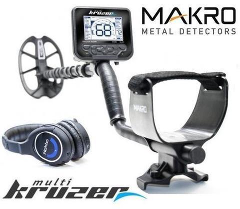 Металлоискатель Makro Multi-KRUZER