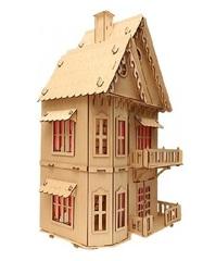 Конструктор дерев. ДК-1 Кукольный домик