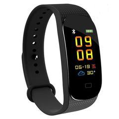 Фитнес часы-браслет M5 (с цветным дисплеем)