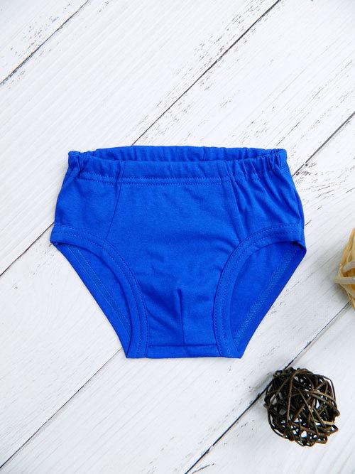 Трусы-плавки для мальчика, 2632, синие