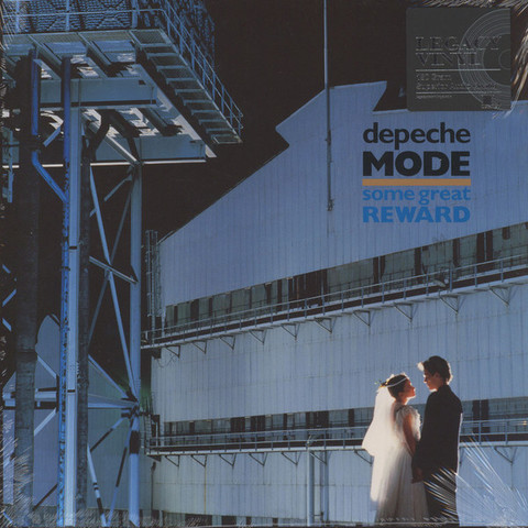 Виниловая пластинка. Depeche Mode - SOME GREAT REWARD