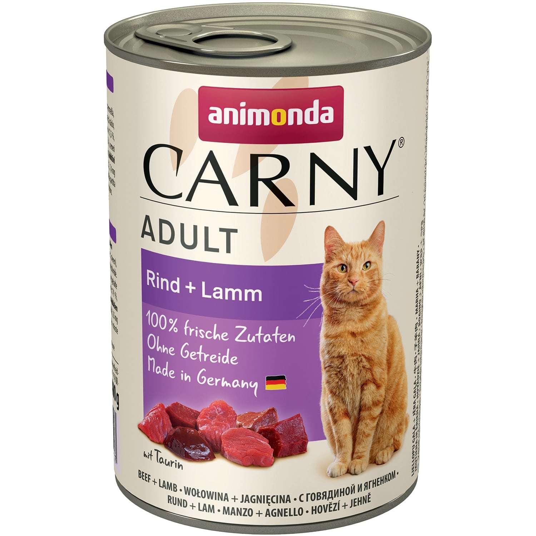 Купить Animonda CARNY Adult - Beef Lamb с доставкой