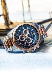 Часы мужские Roamer 220 837 49 45 20 Rockshell Chrono