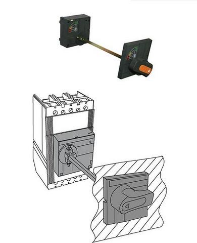 ПРП-1 250 (ПРП-1-35) для ВА88-35 TDM