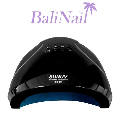 Sun UV 1 - светодиодная UV/LED лампа 48W (чёрная)