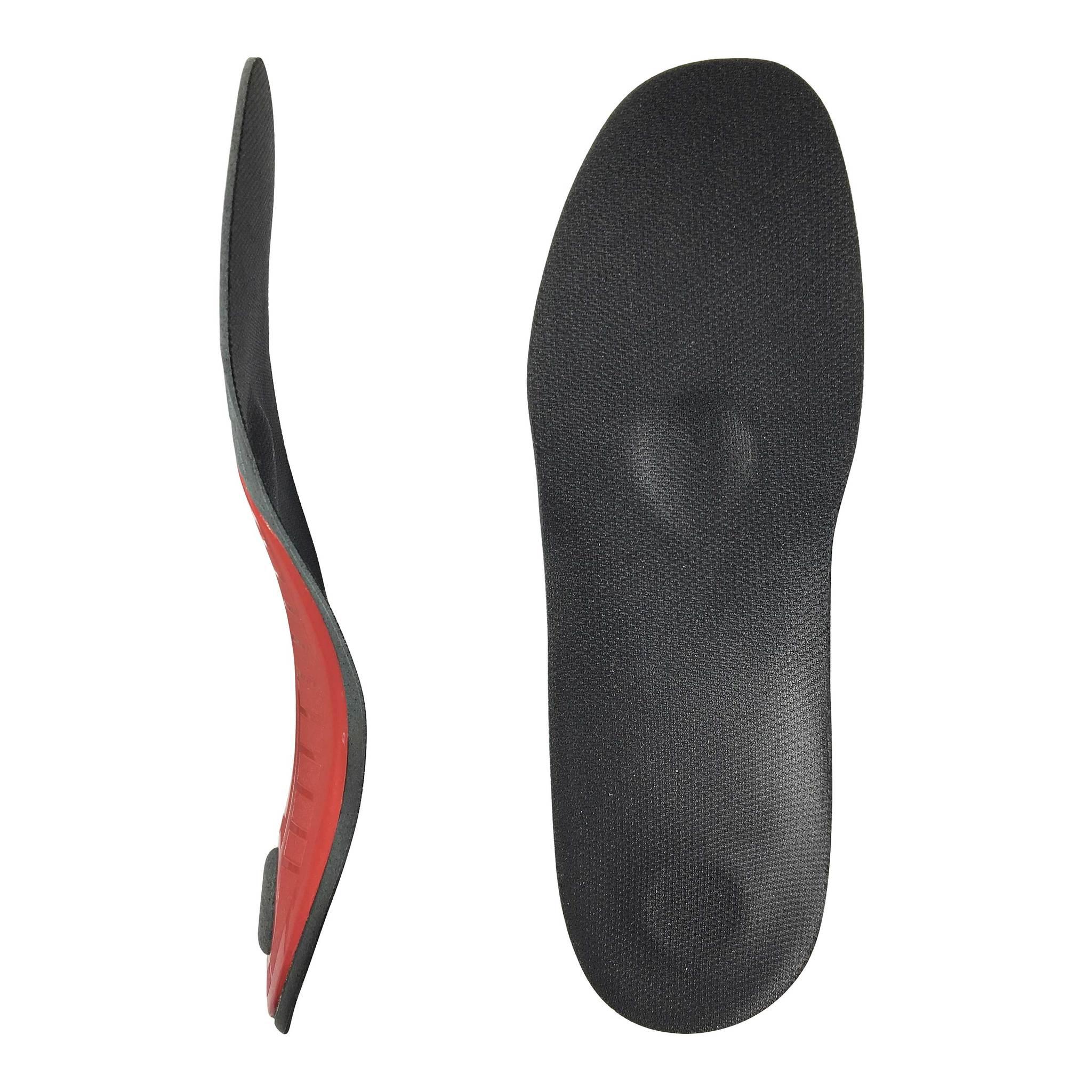 Спортивные стельки при искривлении большого пальца, с очень пружинящим каркасом