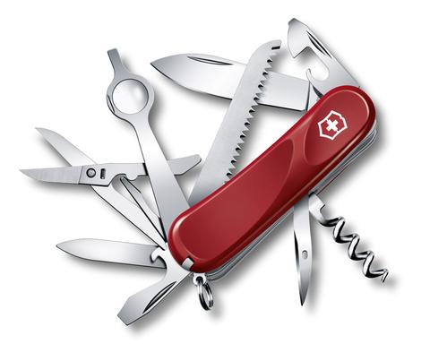 Нож Victorinox Evolution 23, 85 мм, 17 функций, красный123