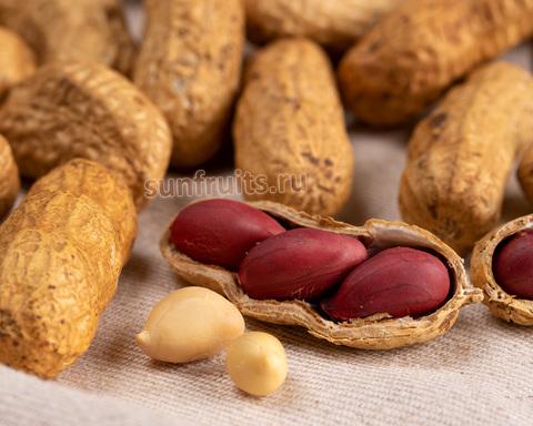 арахис узбекский в скорлупе купить
