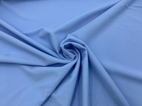 Микрофибра голубое небо (цв. 3090) (метражом)