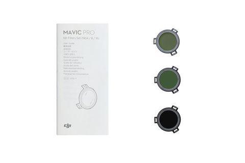 Набор нейтральных фильтров (ND4/8/16) для Mavic (part 39)