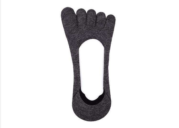 Следочки с пальцами «Невидимки» unisex