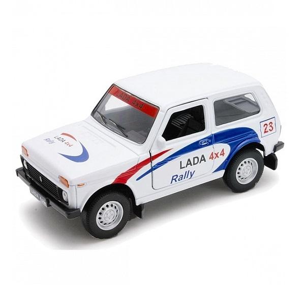 Машинка-игрушка LADA 4x4 Нива Rally