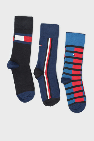 Детские носки (3 пары) Tommy Hilfiger