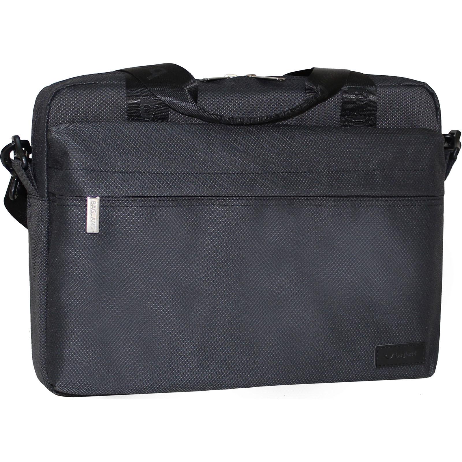 Сумки для ноутбука Сумка под ноутбук Bagland Salivan 8 л. Черный (00403169) IMG_1903.JPG