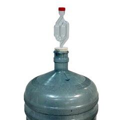 Пробка с отверстием под гидрозатвор 50/54 мм