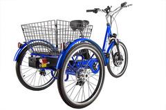 Трицикл Crolan 500W