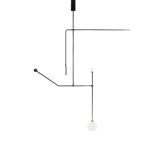 Подвесной светильник Mobile Chandelier 6 by Michael Anastassiades