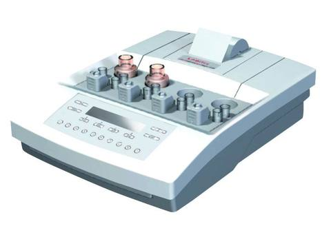 Анализатор полуавтоматический (коагулометр) 4-х канальный полуавтоматический Helena CoaDATA 4001 (Helena BioSciences Europe, Великобритания)