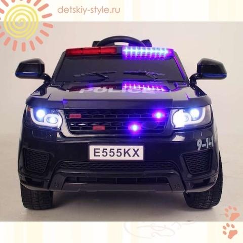 Police E555KX