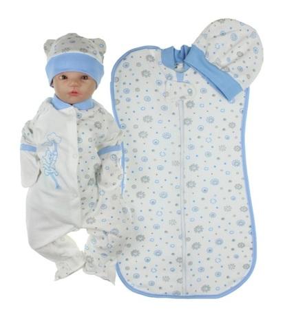 Набор одежды для новорожденного мальчика