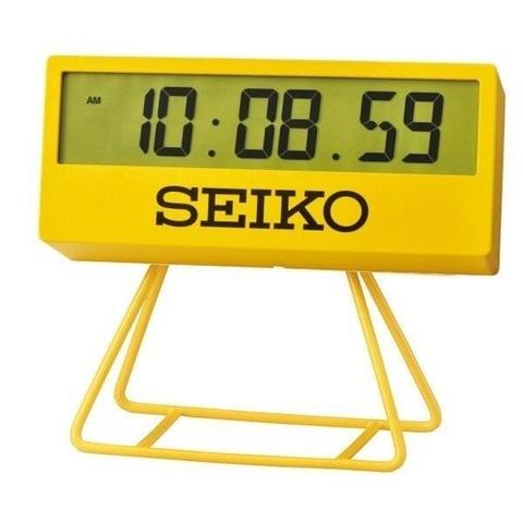 Настольные часы -будильник Seiko QHL083YN