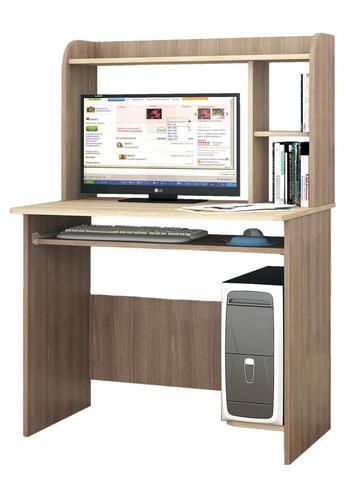 Компьютерный стол Грета-2 дуб сонома