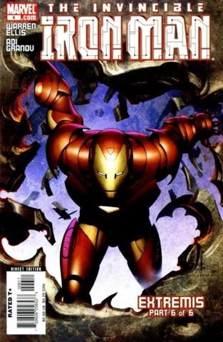 The Invincible Iron Man (2007) #6
