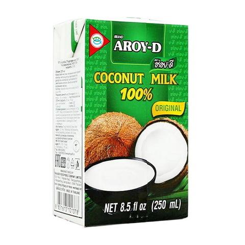 Молоко кокосовое Aroy-D, (150мл)