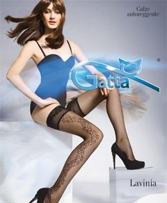Чулки Gatta Lavinia 16