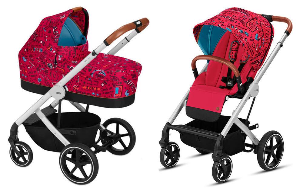 Cybex Balios S 2 в 1, для новорожденных Детская коляска Cybex Balios S 2 в 1 FE Love cybex-baliuos-s-2-in-1-fe-love.jpg