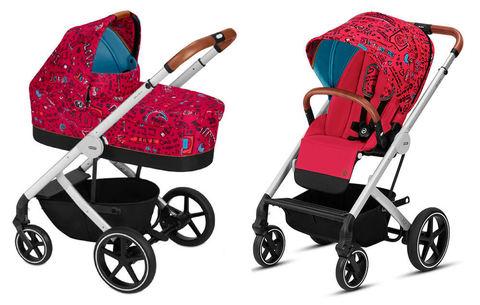 Детская коляска Cybex Balios S 2 в 1 FE Love