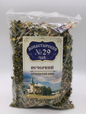 Чай Монастырский №29 Вечерний, 100 гр. (Крымский сбор)