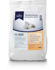 Пробиотики для пушных зверей Royal Feed H-500
