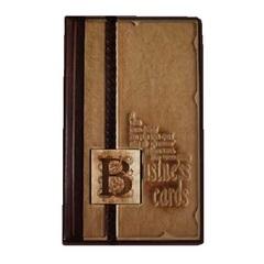 Визитница настольная Business Card модель 7