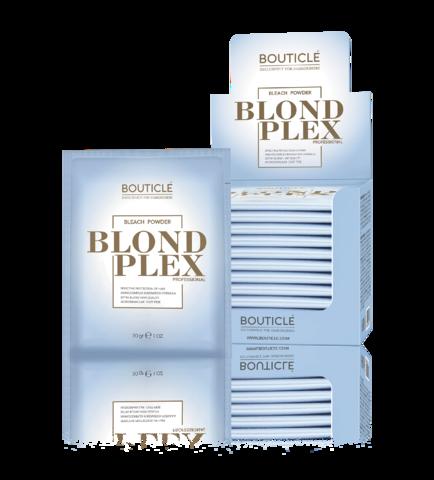 Обесцвечивающий порошок Blond Plex с аминокомплексом 12 x 30 мл