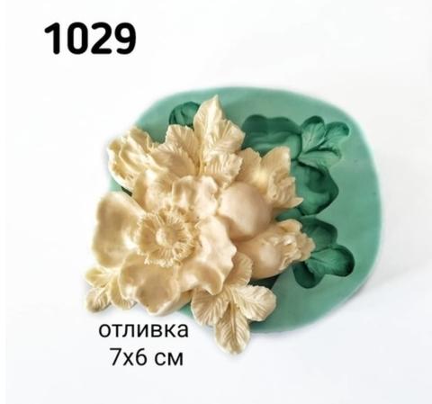 Молд  Арт.PO-1029, силикон
