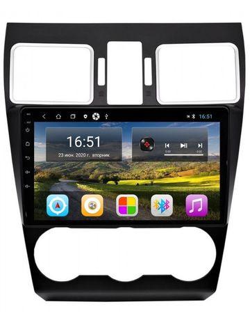 Магнитола для Subaru Forester (16-17) / XV (15-16) Android 11 2/16GB модель CB-3440T3L
